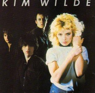 Kim Wilde Discography (1981-1996) albumkimwilde